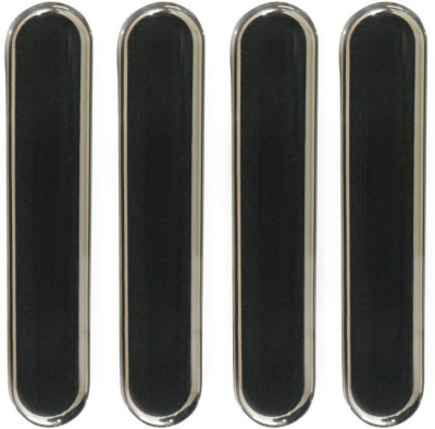 Vheelocityin Plastic Car Door Guard(Black, Pack of 8, Maruti, Eeco)