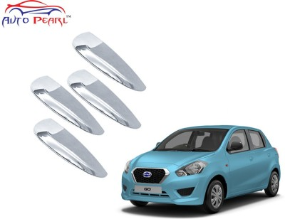 Auto Pearl Premium Quality Chrome Door Handle Latch Cover - Datsun Go Porche Car Door Handle
