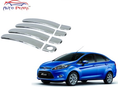 Auto Pearl Premium Quality Chrome Door Handle Latch Cover - Ford Fiesta Ford Car Door Handle