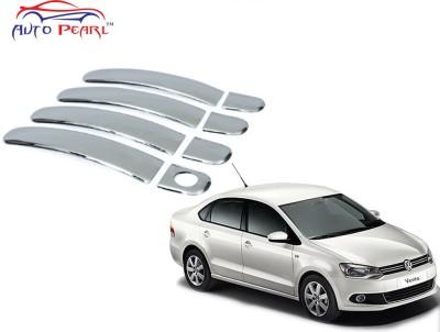 Auto Pearl Premium Quality Chrome Door Handle Latch Cover - Volkswagen Vento Volkswagen Car Door Handle