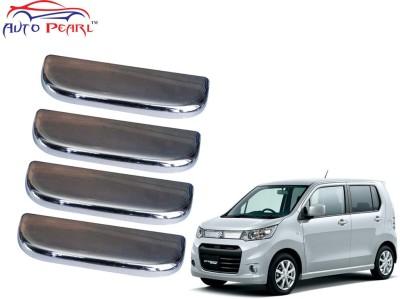 Auto Pearl Premium Quality Chrome Door Handle Latch Cover - Maruti Suzuki WagonR Stingray Maruti Car Door Handle