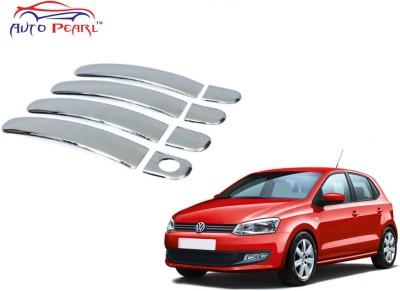 Auto Pearl Premium Quality Chrome Door Handle Latch Cover - Volkswagen Polo Volkswagen Car Door Handle