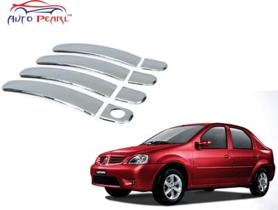 Auto Pearl Premium Quality Chrome Door Handle Latch Cover - Mahindra Logan Mahindra Car Door Handle