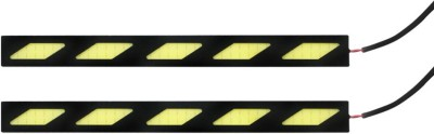 Vheelocityin Led Type-2 Car Daytime Running Light Drl Set Of 2 For Hyundai Eon