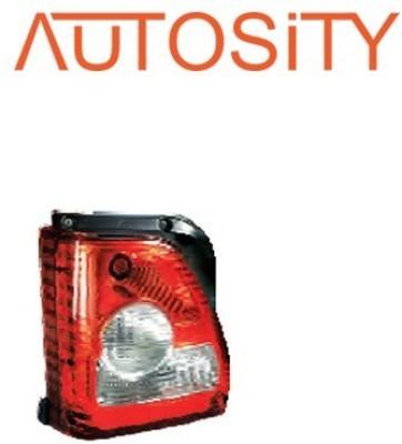 AUTOSiTY Stylish Look Reflector-147 Car Fancy Lights(Red)