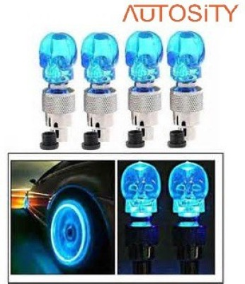 AUTOSiTY Hyundai - Getz, Skull Tire Led, Car Fancy Lights
