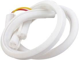 Cape shoppers CS004184-Audi Light 30 cm White LED Headlight With Bulb For HM