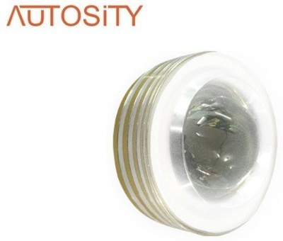 AUTOSiTY PB2287, COB Ring Car Projector Fog lamp/ Fog Light White Ring - Set of 2 (Universal) Car Fancy Lights