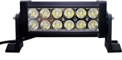 Auto Hub 12 Led Bar Cree Car Fog Light/Fog Lamp Auxillary Light Car Fancy Lights