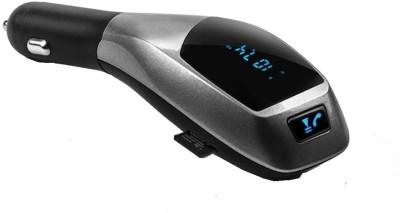 F2s Hands-free Mic Bluetooth MP3 Music Player, Support TF Card and U Disk MP4 MP4 Car FM Modulator