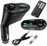 Shrih SH-0246 MP3 Car FM Modulator (Blac...