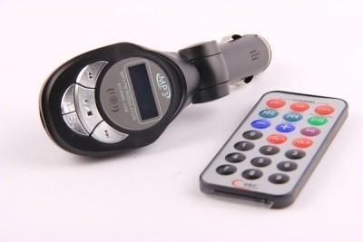 Showrockers Car MP3 FM Transmitter Modulator - SSFM201 MP3 Car FM Modulator