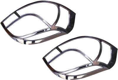Auto Pearl Premium Quality Tail light Cover Chrome Maruti 800 Rear Garnish