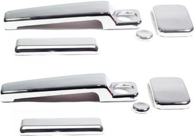 Speedwav 21749 Car Door handle Covers Set of 4 Chrome Maruti Omni Side Garnish