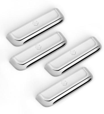 Speedwav 23376 Car Door Handle Covers Set of 4 Chrome Maruti Alto Side Garnish