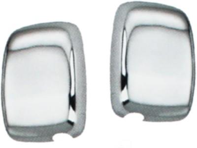 Speedwav 22905 Mirror Covers Set of 2 Chrome Mahindra Bolero Front Garnish