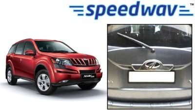 Speedwav Mahindra XUV 500 Chrome Mahindra XUV Rear Garnish
