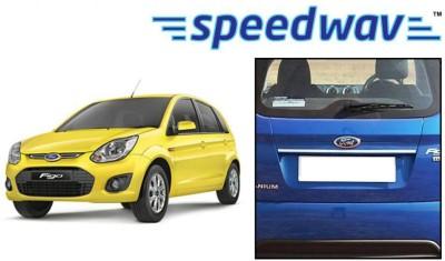 Speedwav Ford Figo Chrome Ford Figo Rear Garnish