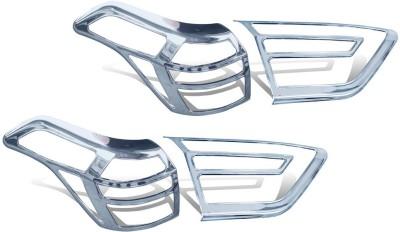Auto Pearl Premium Quality Chrome Plated Tail Light Cover For - HT Chrome Hyundai ML Rear Garnish