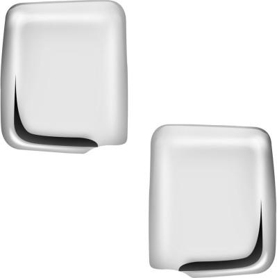 Speedwav 22950 Mirror Covers Set of 2 Chrome Maruti Omni Front Garnish