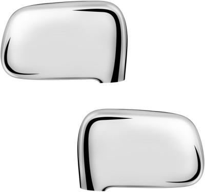 Speedwav 23380 Mirror Covers Set of 2 Chrome Maruti Alto Front Garnish