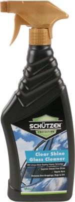 SCHUTZEN Clear Shine Glass Cleaner 500 ML Car Glass Scrape Cleaner