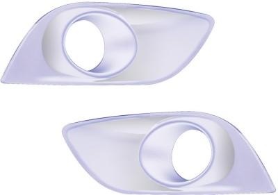 Auto Pearl Premium Quality Chrome Fog lamp _MSw Car Grill Cover