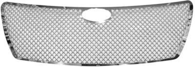 Trigcars Mahindra Xuv Car Grill Cover(Plated Mahindra XUV)