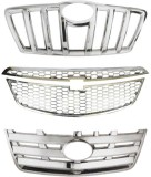 Speedwav 23042 Front Chrome Grill Covers...