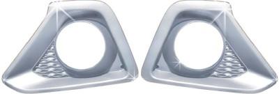 Auto Pearl Premium Quality Chrome Fog Lamp _HX Car Grill Cover