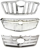 Speedwav 23049 Front Chrome Grill Covers...