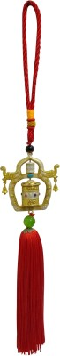 Starstell Hanging Buddhist Prayer Wheel Car Hanging Ornament