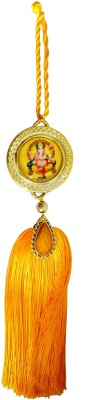 ManeKo Hindu God Idol Ganesha & Devi Mata Car Hanging Ornament