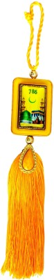 ManeKo Muslim Allah Masjid Car Hanging Ornament