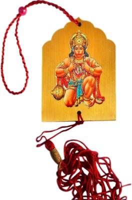 AutoKraftZ Hanuman Ji Divinity TMPLTP048 Car Hanging Ornament