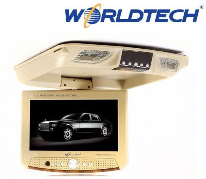 Worldtech Roof Mount TFT LCD Monitor Beige LCD(9.5 inch)