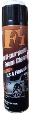F1 Universal Multi Purpose Foam cleaner Vehicle Interior Cleaner(650 ml)