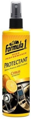Formula 1 Protectant Spray CItrus Fragrance Vehicle Interior Cleaner