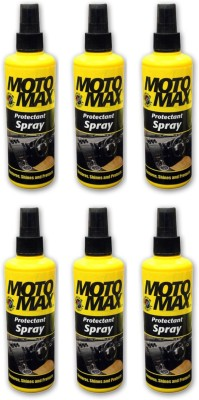 Motomax Prtctnt - 06 Protectant Spray (Pack of 6) Vehicle Interior Cleaner