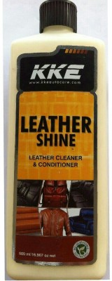 KKE Leather cleaner and conditioner Leather shine Vehicle Interior Cleaner