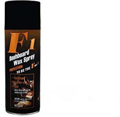CP Bigbasket F1 Dashboard Wax Spray Polish For All Cars l38 Vehicle Interior Cleaner(250 ml)