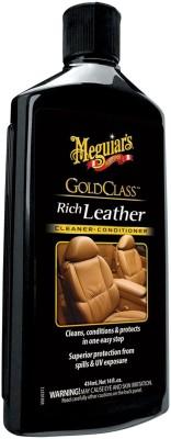 Meguiar Meguiar Rich Leather Cleaner/Conditioner 14100063305 Vehicle Interior Cleaner