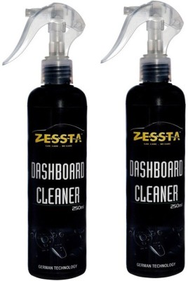 Zessta Dashboard Cleaner Dashboard Cleaner pack of 2 Vehicle Interior Cleaner