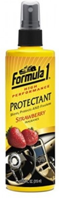 Formula1 Strawberry Fragrance Protectant 613824 Vehicle Interior Cleaner