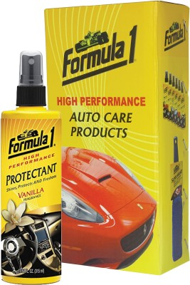 Formula1 Vanilla Fragrance Protectant 615044 Vehicle Interior Cleaner(315 ml)