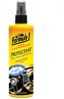 Formula1 New Car Scent Protectant 613825 Vehicle Interior Cleaner