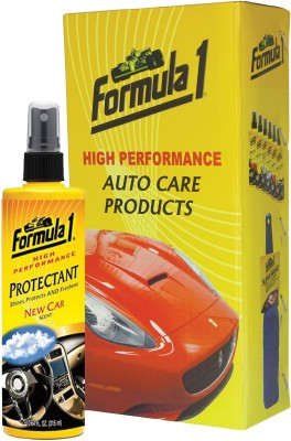 Formula1 New Car Scent Protectant 613825 Vehicle Interior Cleaner(315 ml)