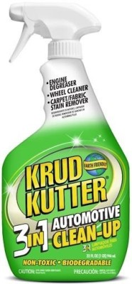 Krud Kutter 3-IN-1 Automotive Clean-Up AC326CIC Vehicle Interior Cleaner