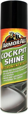 ArmorAll Cockpit Shine Lemon Fresh 85500 Vehicle Interior Cleaner