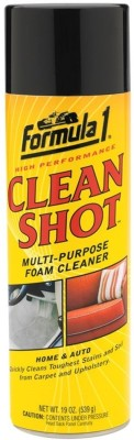 Formula 1 Clean Shot 613802 Vehicle Interior Cleaner